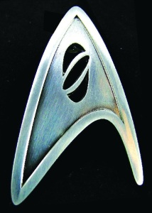 TOS Science Badge