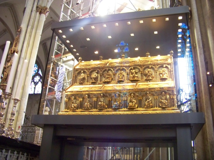 Cologne Reliquary