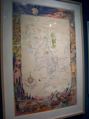 Barbara Remington illustrates Tolkien
