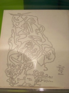 Le Guin's Labyrinth of Atuan